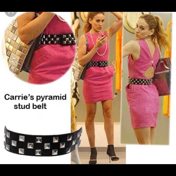 Streets Ahead Studded Carrie Belt